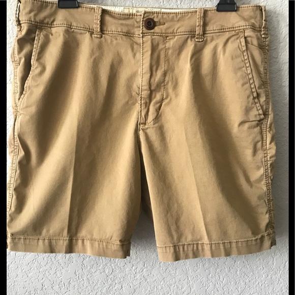 f92c6a8436 Hollister Shorts | Beach Prep Mens Khaki | Poshmark